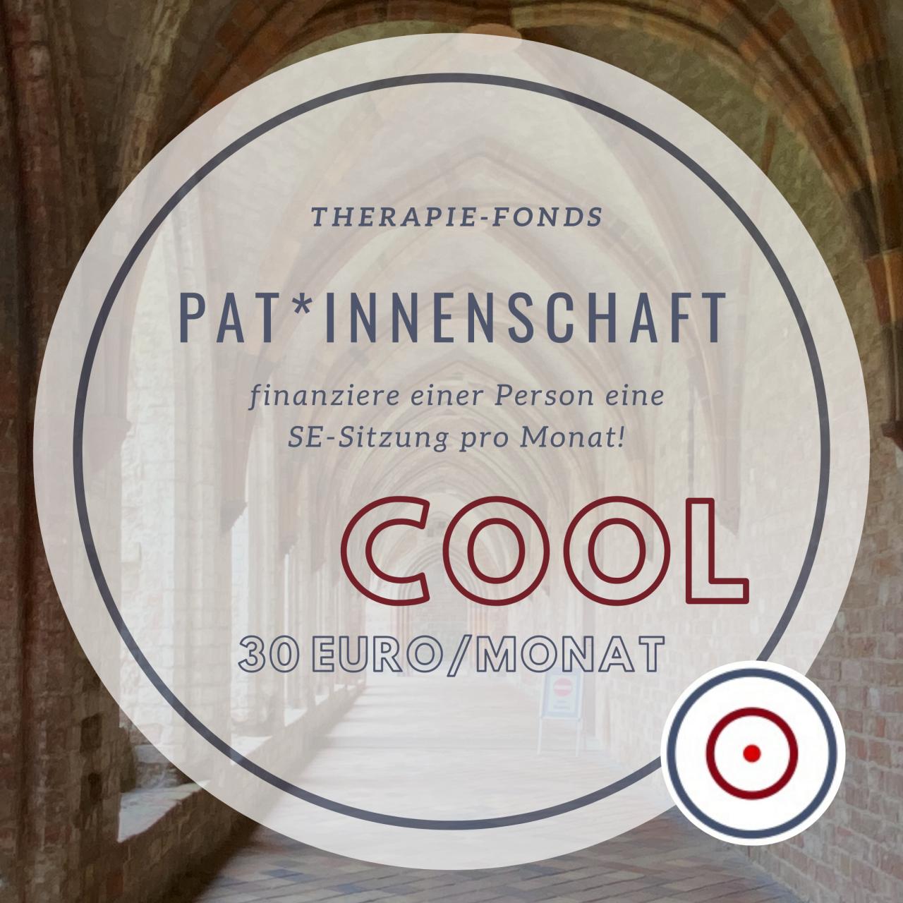 Therapie-Fonds: Pat*innenschaft COOL