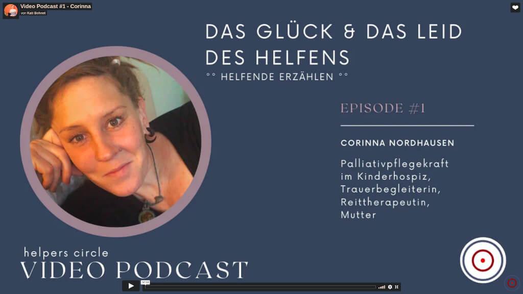 Podcast #1 mit Corinna Nordhausen